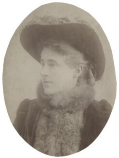 Mary Berenson (née Smith), by Unknown photographer - NPG Ax160649