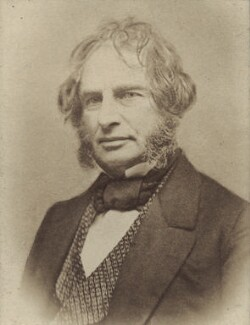 Henry Wadsworth Longfellow, by London Stereoscopic & Photographic Company, after  Unknown photographer - NPG x20096