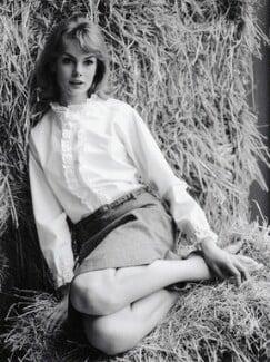 Jean Shrimpton, by Sandra Lousada, 1962 - NPG  - © Sandra Lousada