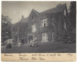 'Friday's Hill House', by Unknown photographer - NPG Ax160670