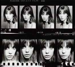 Jane Birkin, by Eric Swayne - NPG x135472
