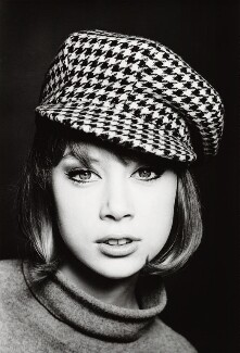 Pattie Boyd, by Eric Swayne, 1967 - NPG x135475 - © Estate of Eric Swayne