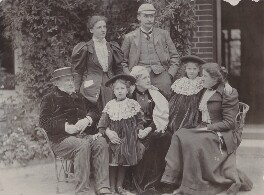 Pearsall Smith Family, by Unknown photographer - NPG Ax160700
