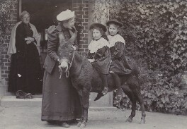 Hannah, Mary, Karin and Ray, by Unknown photographer - NPG Ax160702