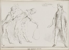 Ex-Honor-Ation, by John ('HB') Doyle, printed by  Alfred Ducôte, published by  Thomas McLean, published 14 March 1834 - NPG D41241 - © National Portrait Gallery, London