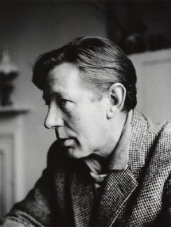 Laurie Lee, by Sandra Lousada - NPG x135455