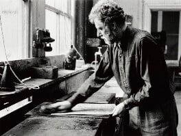 Julian Otto Trevelyan, by Sandra Lousada, 1960 - NPG x135465 - © Sandra Lousada