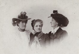 Whitall Women, by Unknown photographer - NPG Ax160705