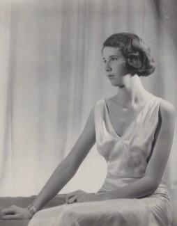 Barbara Strachey (Hultin, later Halpern), by Unknown photographer, 1932 - NPG Ax161047 - © National Portrait Gallery, London