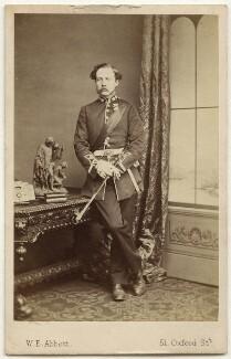 Jelinger Henry Symons, by William Edward Abbott - NPG x135500