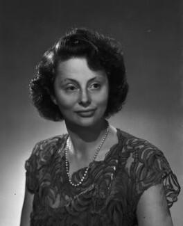 Jacqueline Lampson, Lady Killearn, by Bassano Ltd - NPG x179069