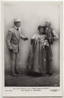 (Joseph) Farren Soutar performing the song 'What makes the Woman' in 'The Belle of Mayfair', by Bassano Ltd, published by  Davidson Brothers - NPG x160480