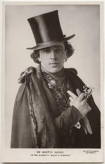 Sir John Martin-Harvey in 'The Cigarette Maker's Romance', by Alfred Ellis & Walery - NPG x160509