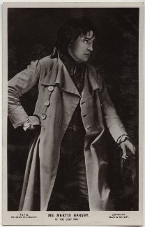 Sir John Martin-Harvey as Sydney Carton in 'The Only Way', by Alfred Ellis & Walery, published by  J. Beagles & Co - NPG x160510