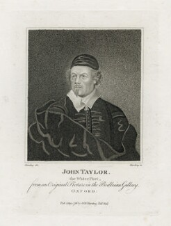 John Taylor, by Edward Harding, published by  E. & S. Harding - NPG D42253