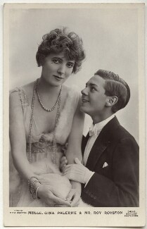 Gina Palerme and Roy Royston in 'Bric-A-Brac', by Rita Martin, published by  J. Beagles & Co - NPG x160543