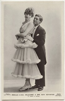 Gina Palerme and Roy Royston in 'Bric-A-Brac', by Rita Martin, published by  J. Beagles & Co - NPG x160544