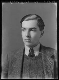 George Alexander Eugene Douglas Haig, 2nd Earl Haig, by Bassano Ltd - NPG x156873