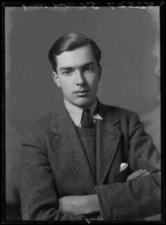 George Alexander Eugene Douglas Haig, 2nd Earl Haig, by Bassano Ltd - NPG x156875