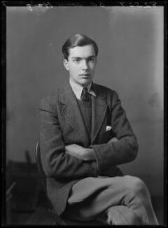 George Alexander Eugene Douglas Haig, 2nd Earl Haig, by Bassano Ltd - NPG x156876