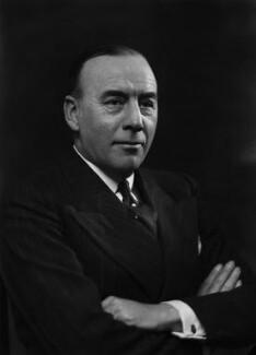 Sir Charles Worthington Craven, 1st Bt, by Bassano Ltd - NPG x156910