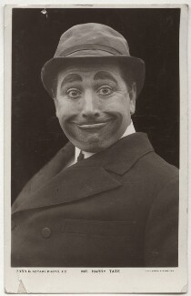Harry Tate (Ronald McDonald Hutchison), by Foulsham & Banfield, published by  Rotary Photographic Co Ltd - NPG x160586