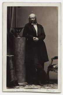 George Charles Bingham, 3rd Earl of Lucan, by Disdéri - NPG x135532
