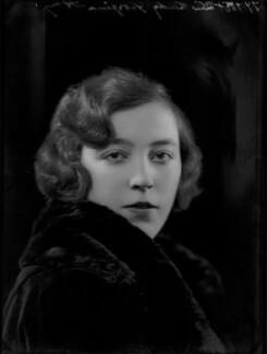 Lady (Marguerite) Georgina Christine Coleridge (née Hay), by Bassano Ltd - NPG x179366