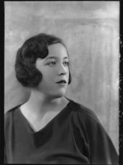 Lady (Marguerite) Georgina Christine Coleridge (née Hay), by Bassano Ltd - NPG x179367