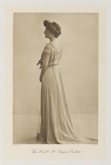 Muriel Helen Florence Beckett (née Paget), by Rita Martin - NPG Ax161335