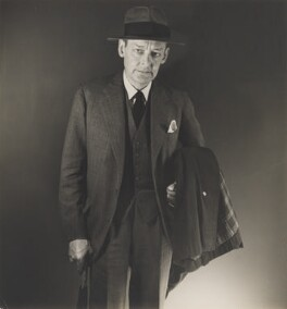 T.S. Eliot, by George Platt Lynes - NPG P1687