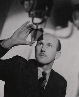 Michael Powell, by Fred Daniels - NPG x135597