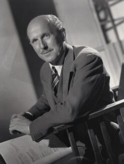 Michael Powell, by Fred Daniels - NPG x135598