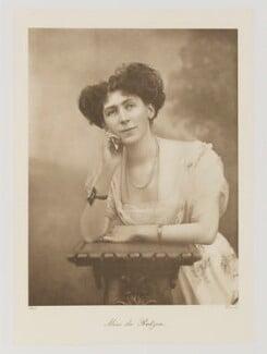Emmeline Augusta Louisa (née de Rutzen), Lady Newnes, by Bassano Ltd - NPG Ax161379