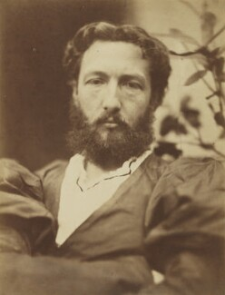 Frederic Leighton, Baron Leighton, by David Wilkie Wynfield - NPG P93