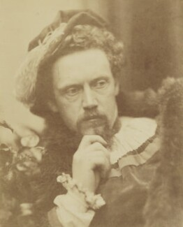 Henry Stacy Marks, by David Wilkie Wynfield - NPG P94