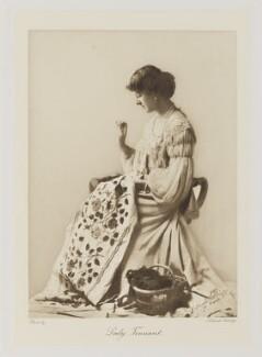 Pamela Grey (née Wyndham, later Lady Glenconner), Viscountess Grey of Fallodon, by Keturah Ann Collings - NPG Ax161384