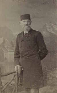 Horace J. Smith, by Unknown photographer - NPG Ax160491