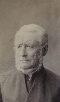 John Mickle Whitall, by Unknown photographer - NPG Ax160492