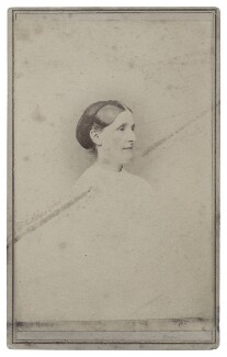 Hannah Tatum Smith (née Whitall), by John W. Hurn - NPG Ax160501