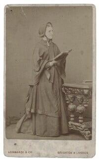 Hannah Tatum Smith (née Whitall), by Lombardi & Co - NPG Ax160500