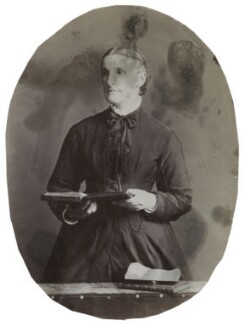 Hannah Tatum Smith (née Whitall), by Unknown photographer - NPG Ax160507