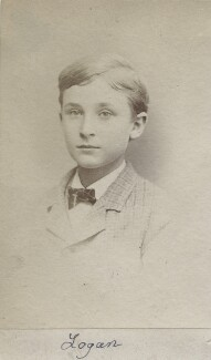 (Lloyd) Logan Pearsall Smith, by Unknown photographer - NPG Ax160529