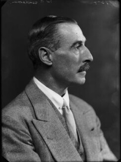 Sir Nevile Meyrick Henderson, by Bassano Ltd - NPG x157025