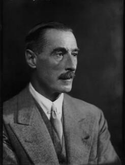 Sir Nevile Meyrick Henderson, by Bassano Ltd - NPG x157027