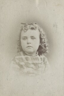 Alys Whitall Russell (née Pearsall Smith), by Unknown photographer - NPG Ax160535