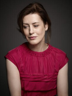 Gina McKee, by Mark Harrison, 11 February 2011 - NPG x135627 - © Mark Harrison / Camera Press