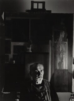 György Gordon, by Richard Stanley - NPG x135631