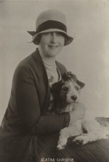 Agatha Christie, by Free Press - NPG x135637