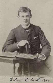 Wilson L. Smith, by Unknown photographer - NPG Ax160546